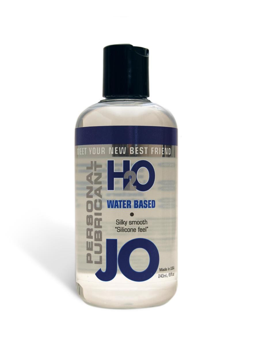 Lube, Water-Based- Jo H20 Personal Lube - Purple Passion-1666